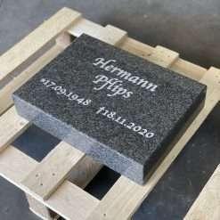 Grabplatten